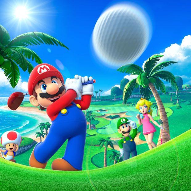 Mario Golf World Tour [3DS]
