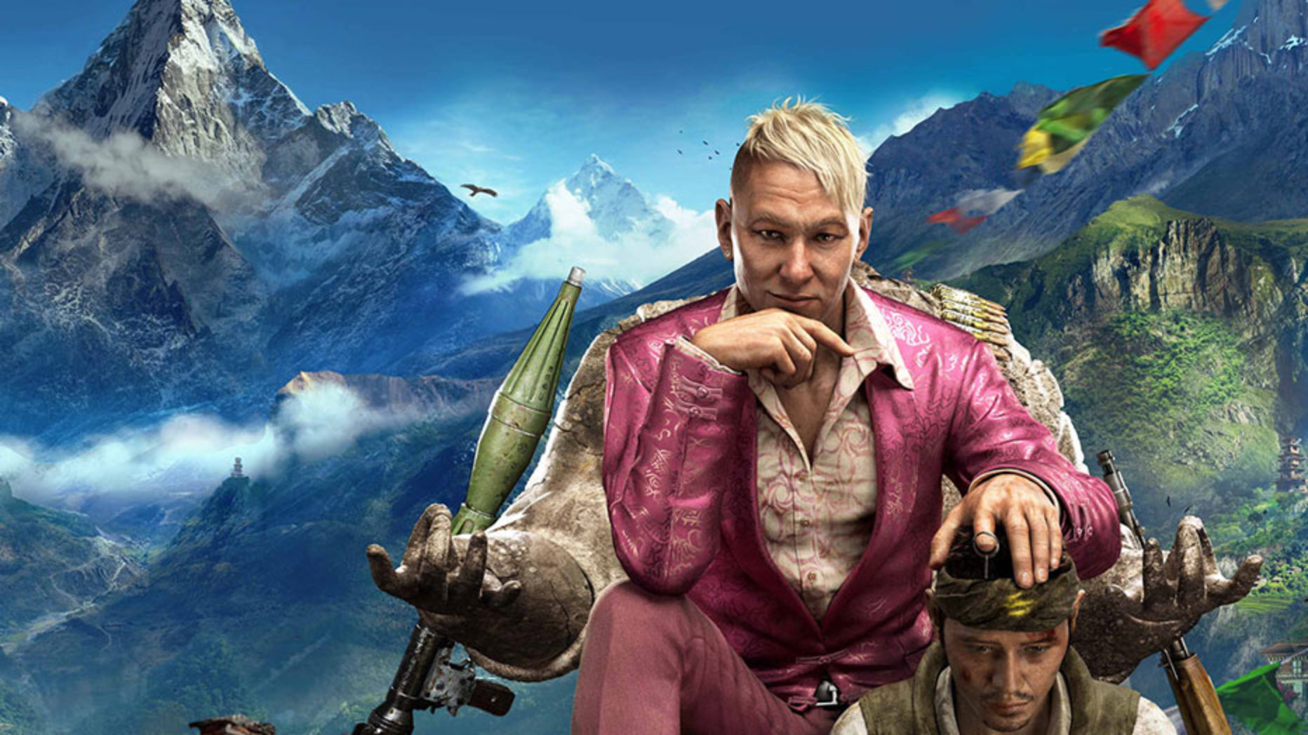 Tackling Racism, Biomes & NPC Laundry | Far Cry 4 Final Interview