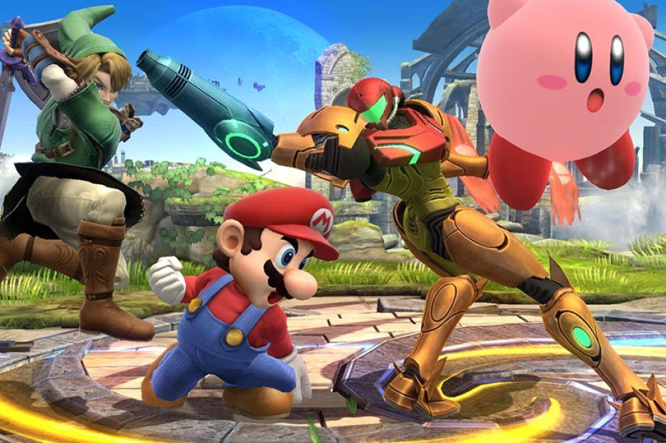 Super Smash Bros. [Wii U]