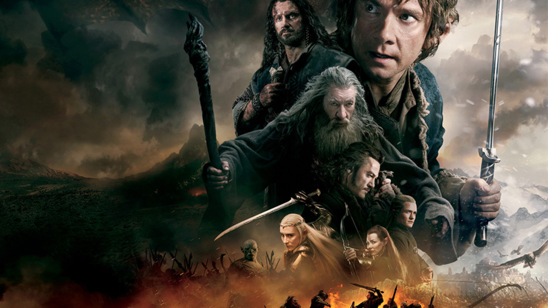 The Hobbit: The Battle of Five Armies – IMAX 3D HFR