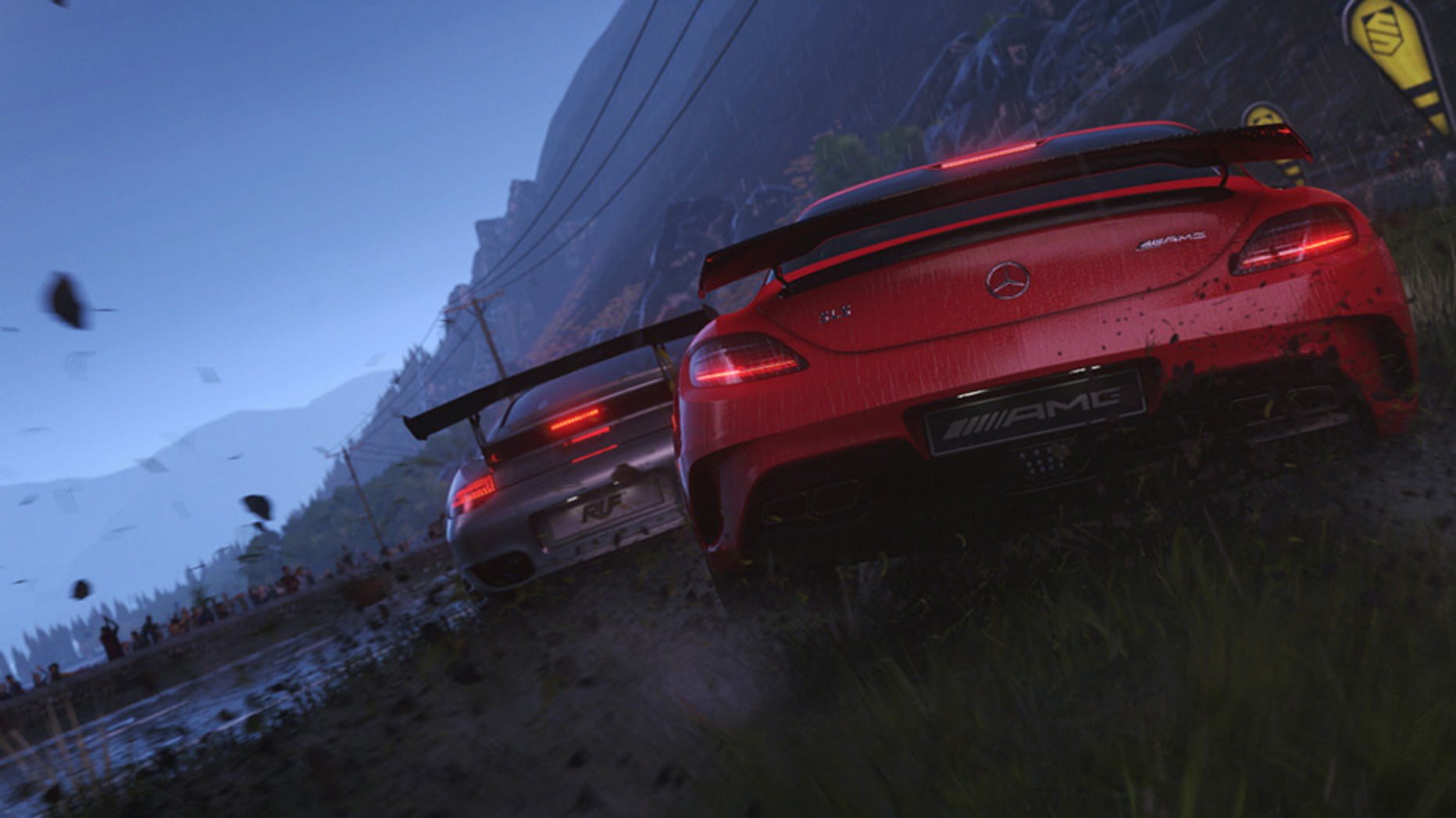 [VIDEO] Forza Horizon 2 vs DRIVECLUB: Stormy Weather