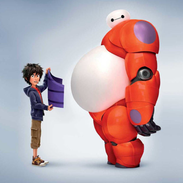 Big Hero 6 Review | Blu-Ray