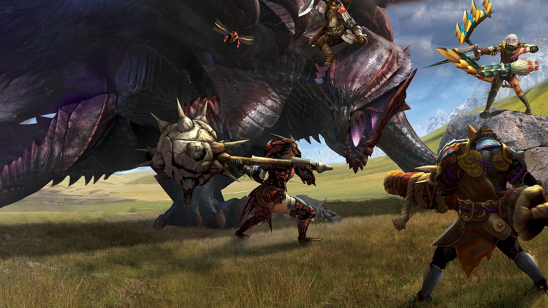 Monster Hunter 4 Ultimate Review | 3DS
