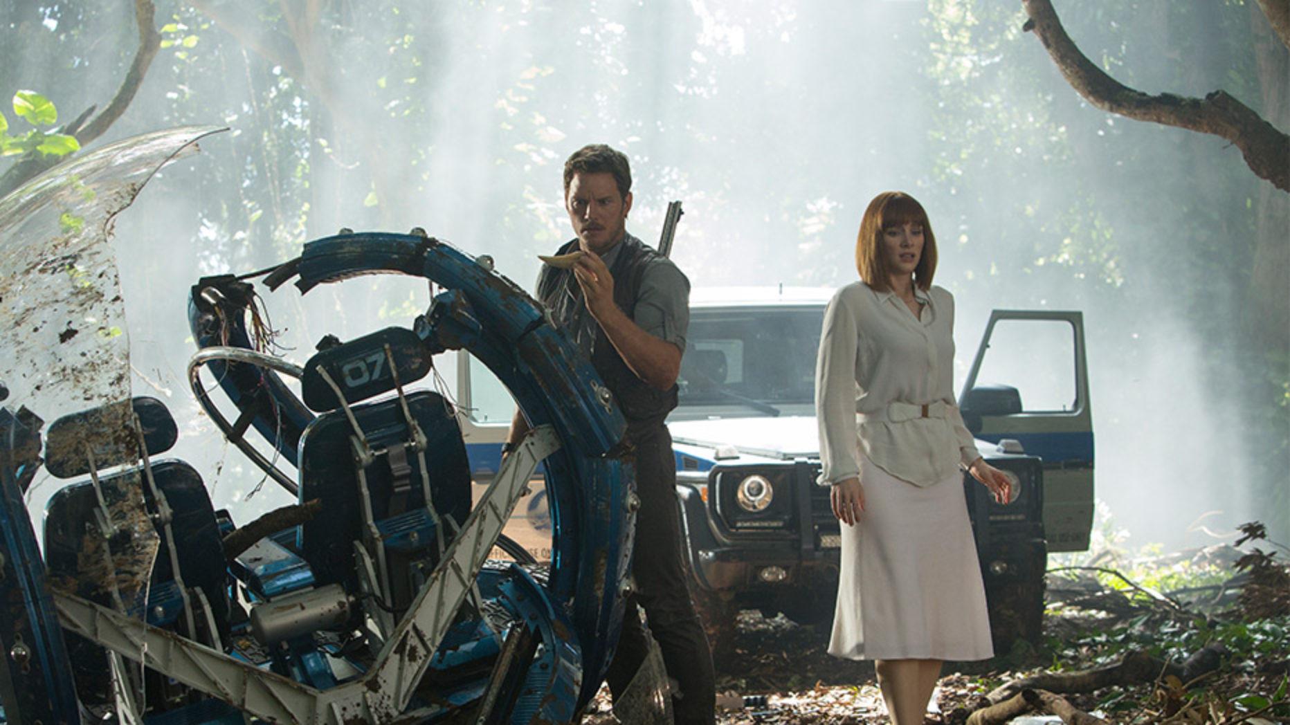 Jurassic World Review – IMAX 3D