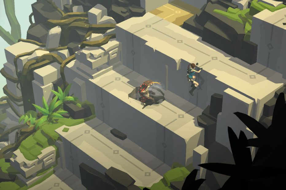 Lara Croft GO Review | iOS