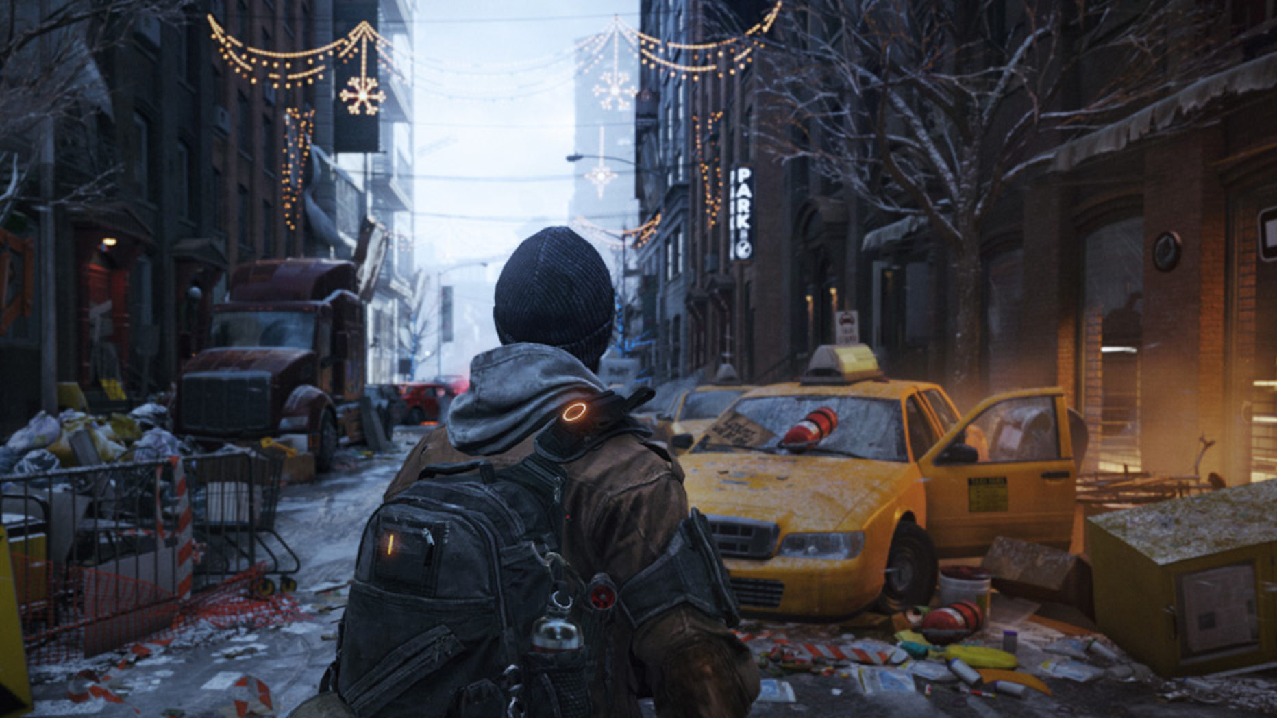 The Division Late Review – It's Your Destiny | Xbox One/PS4