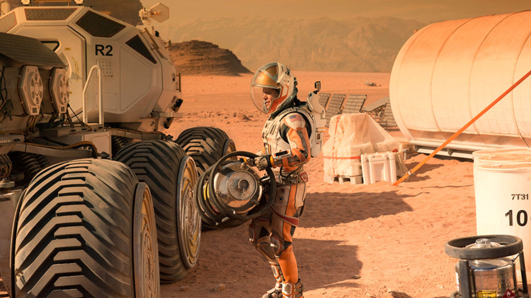 The Martian – Review | 3D
