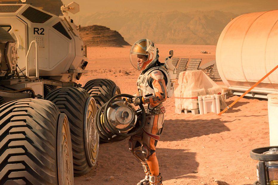 The Martian – Review | 3D