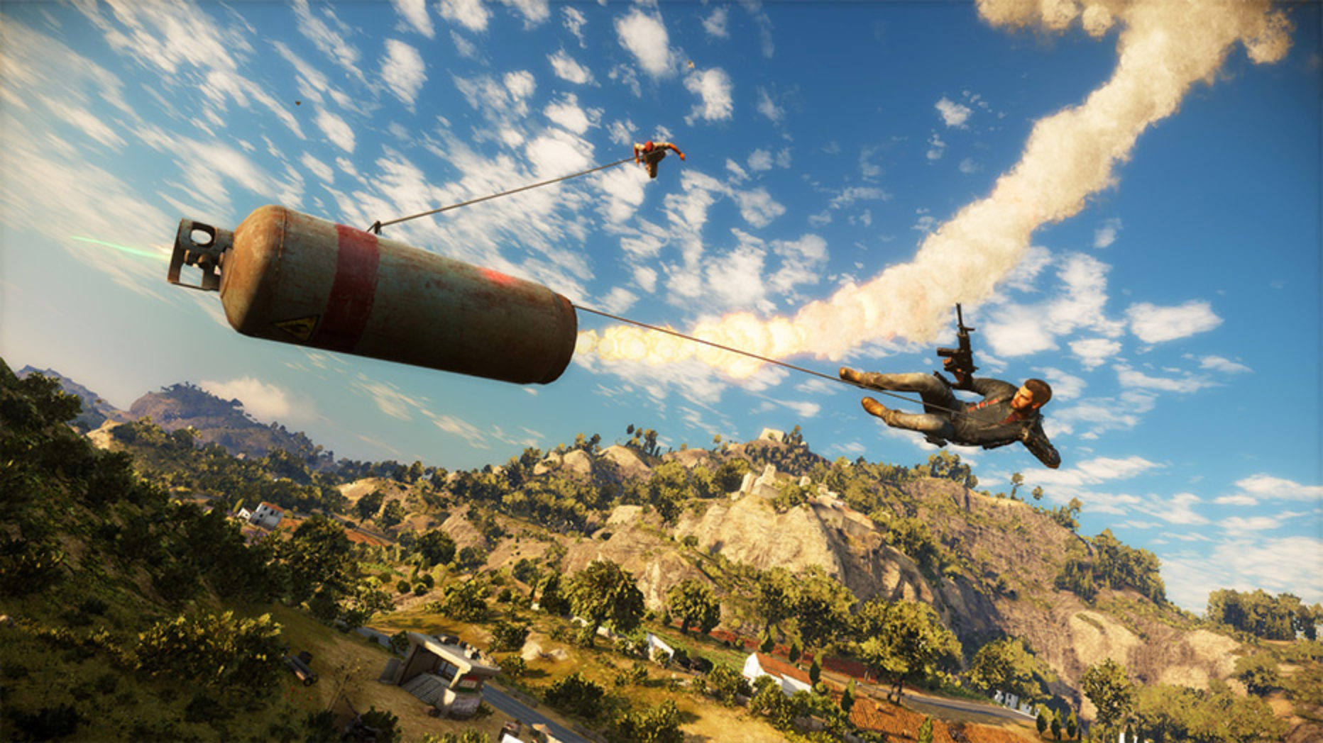 Just Cause 3 Review | Richard-Potato Removal
