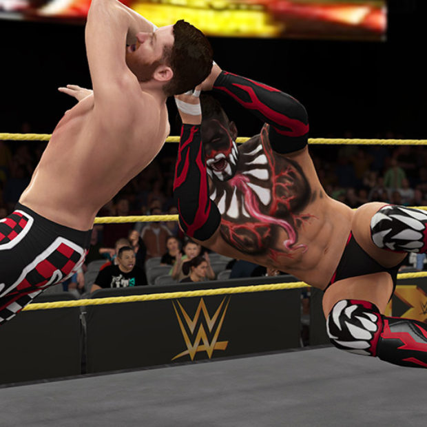 WWE2K16 Review | R.OK