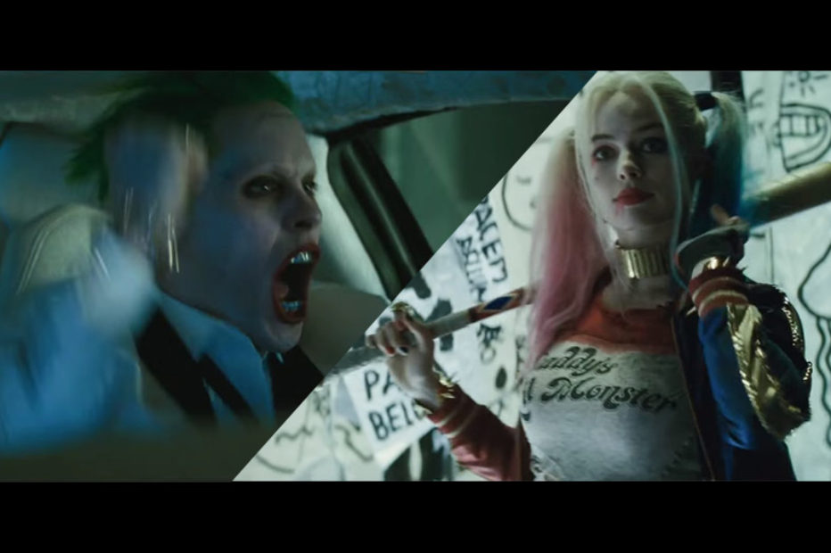 Is This The New Suicide Squad Trailer? Is this just Fantasy?