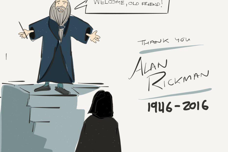 Alan Rickman | 1946 – 2016