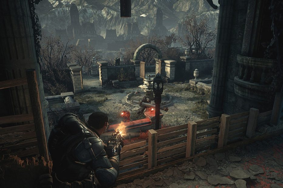 Gears of War Ultimate Edition Review | PC