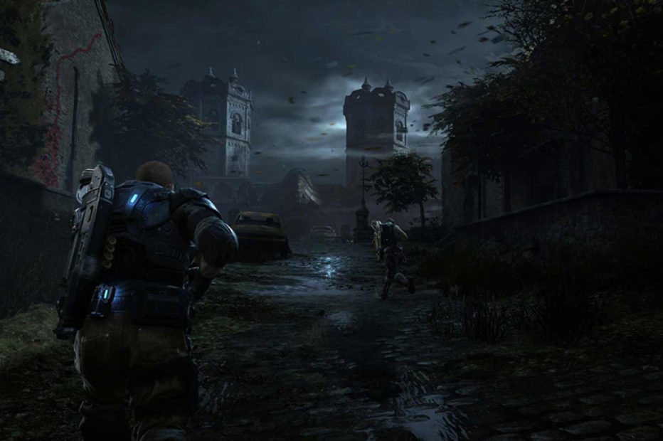 Is Lag Ruining The Gears 4 Beta?   Hands-On Impressions