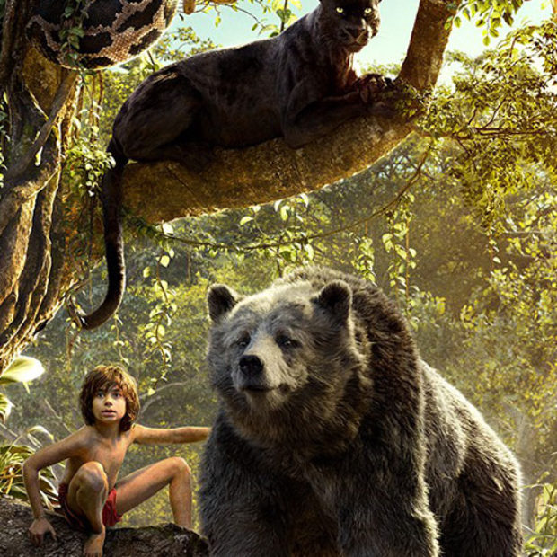 The Jungle Book Review | IMAX 3D