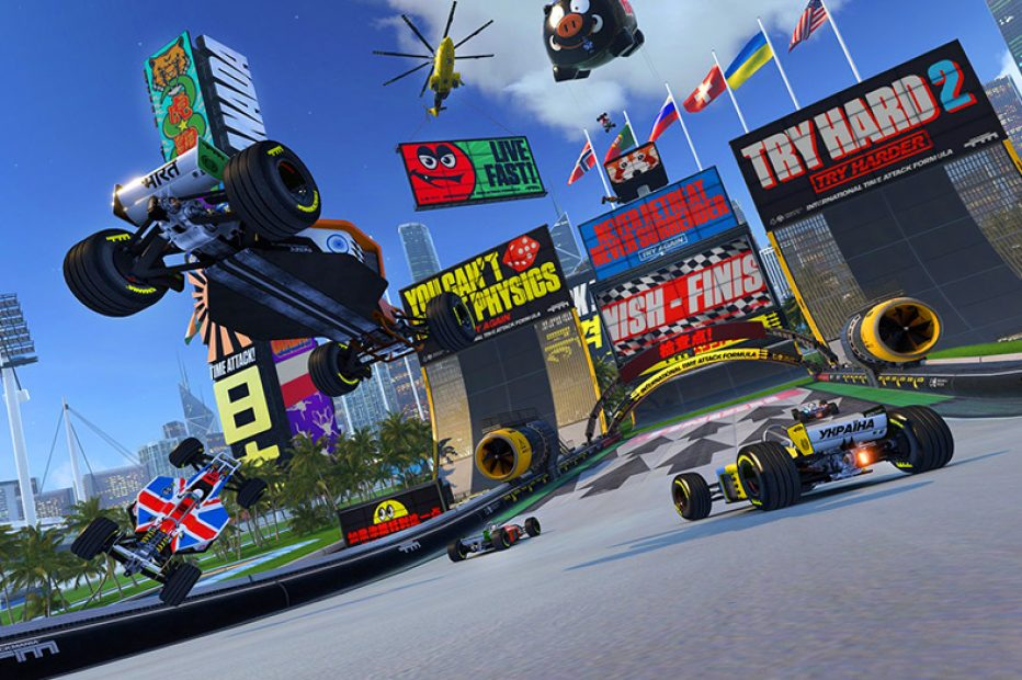 Trackmania Turbo Review | PS4