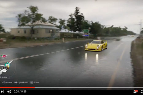 Forza Horizon 3's An Amazing… Walking Simulator?