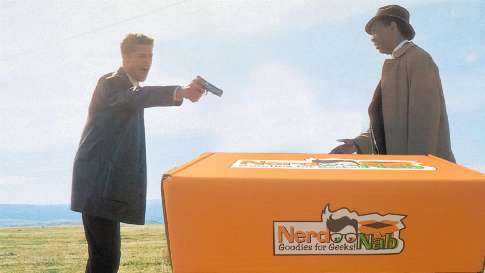 NerdNab Oct/Nov 2016 – What's in the Box!?