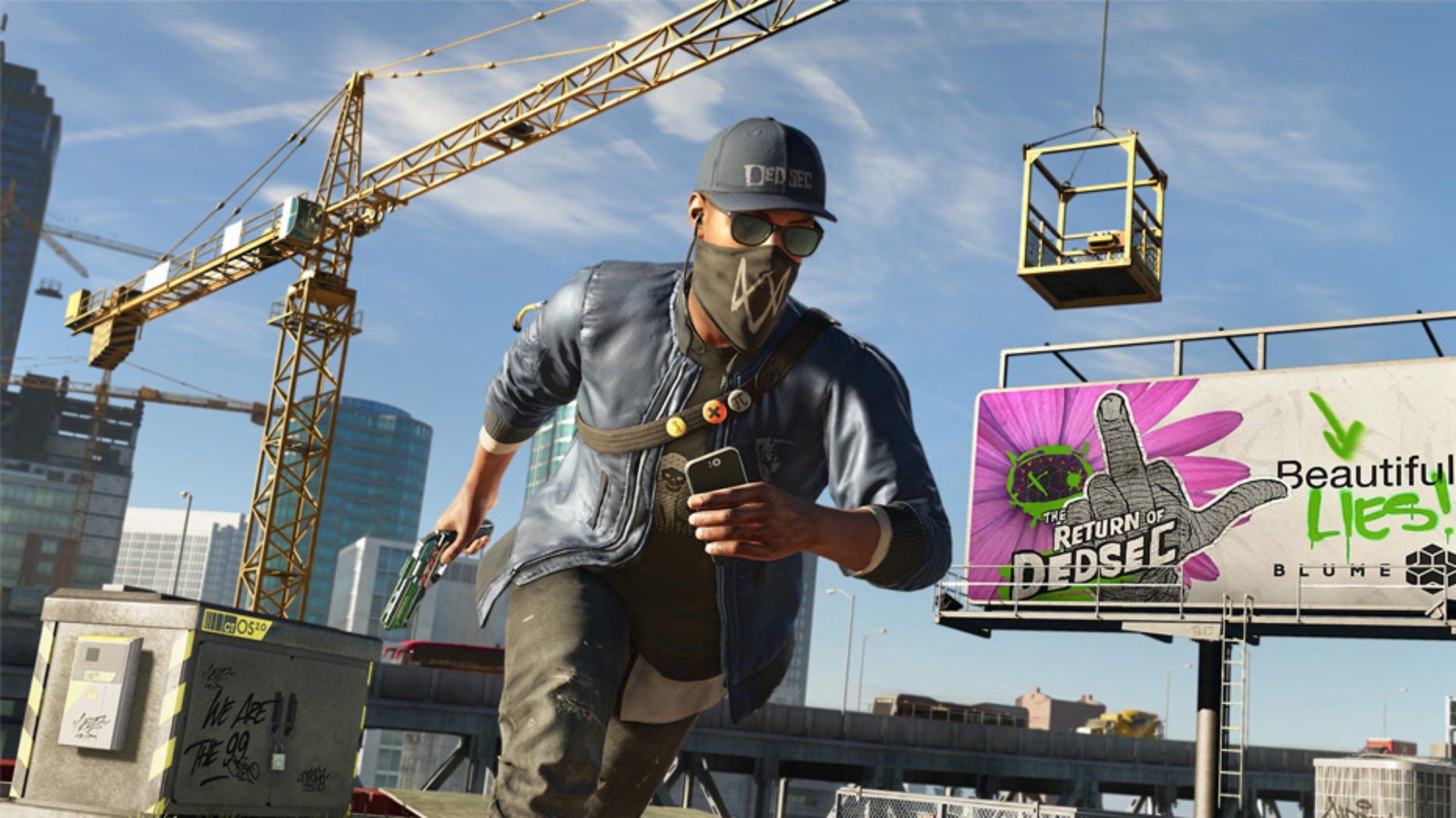 Watch Dogs 2 Is The Mr Robot of Video Games | Review