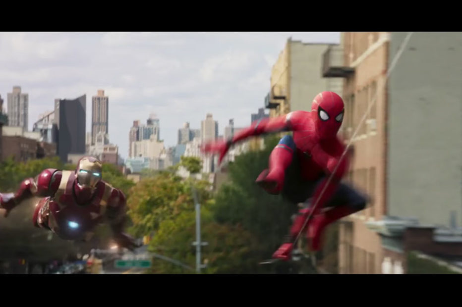 Watch: New Spider-Man: Homecoming Trailer