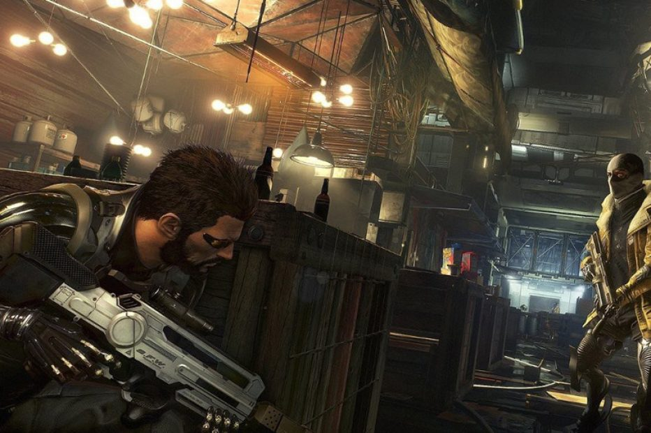 Deus Ex: Mankind Divided Review   I Love Lamp