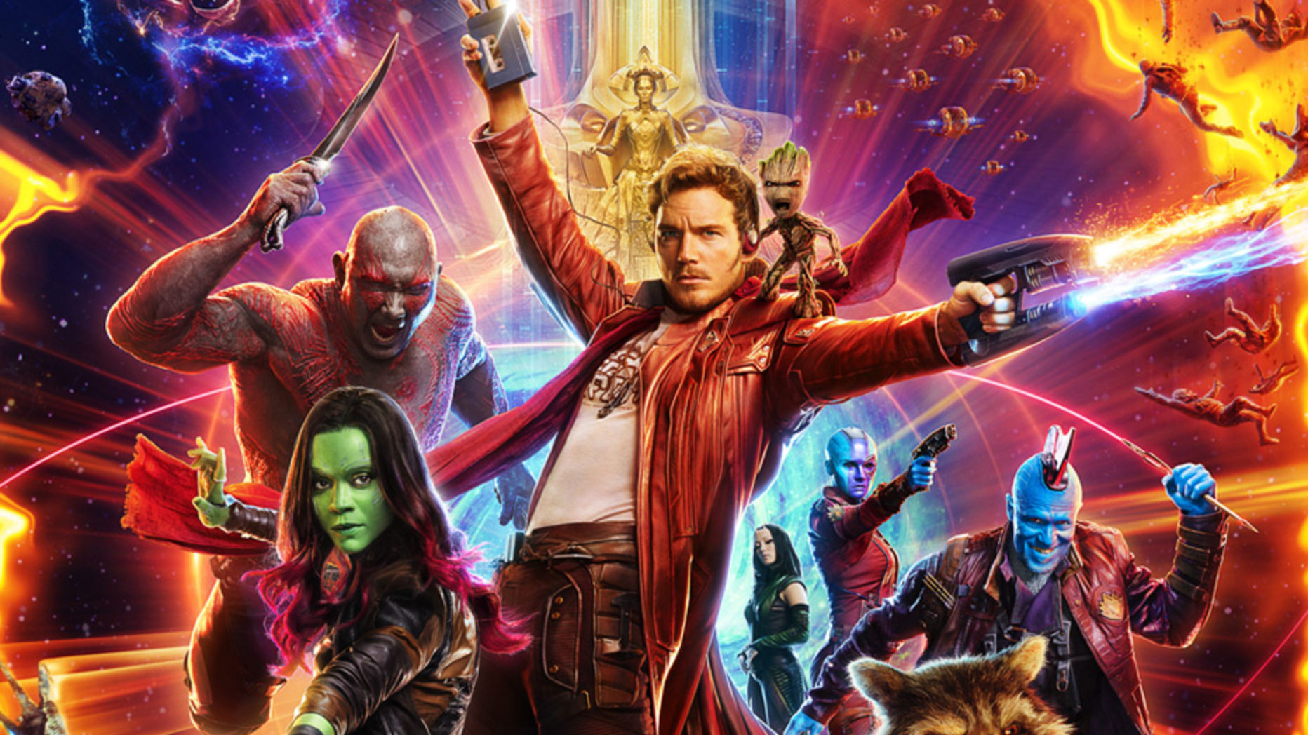 Guardians of the Galaxy Vol. 2 | IMAX 3D Review & Trailer