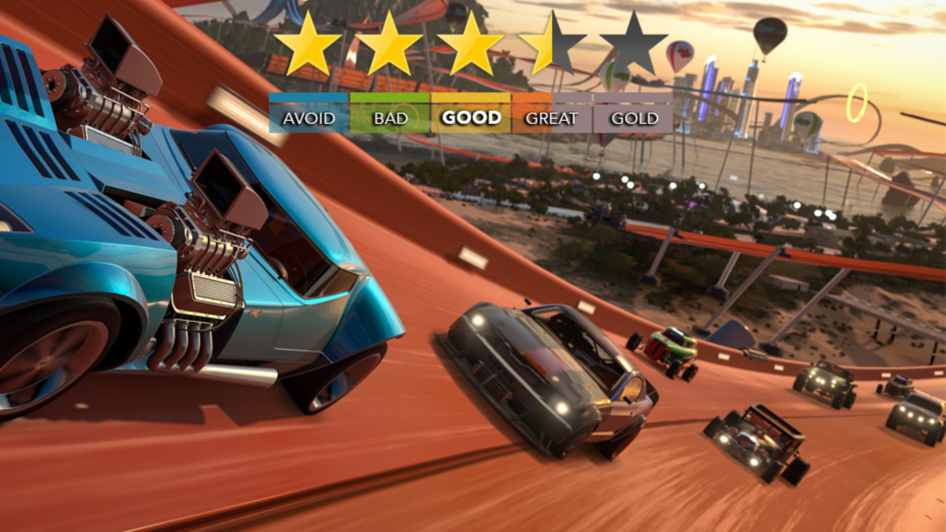 Forza Horizon 3 Hot Wheels DLC Review | Cool Runnings