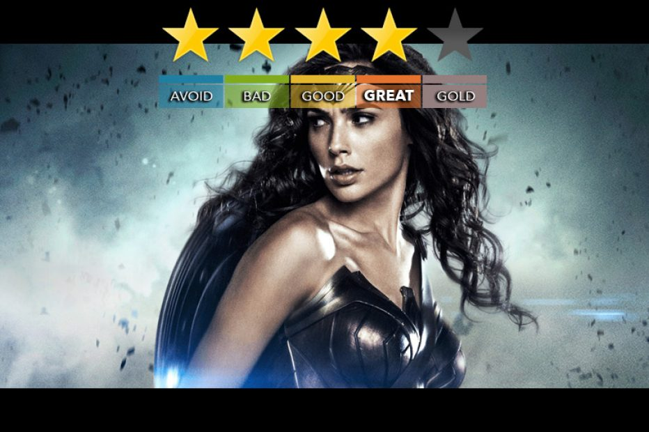 Wonder Woman IMAX 3D | Film Review & Trailer