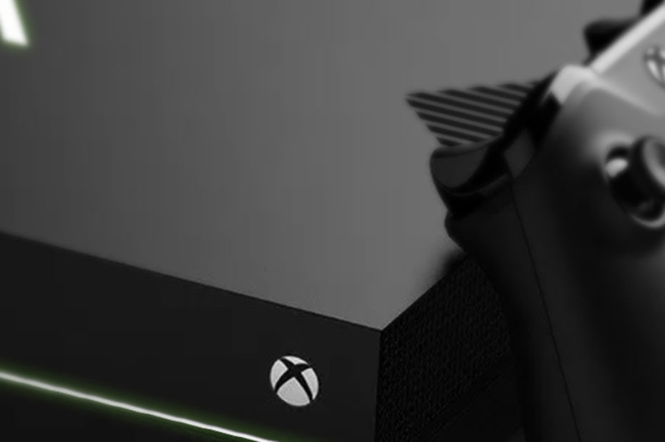 Should The Xbox One X Look Like This Instead? | Mock-Up