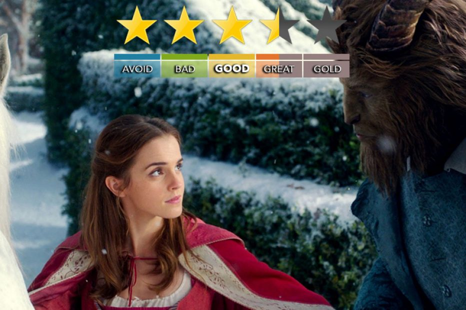 Beauty and the Beast   Blu-Ray Review & Trailer