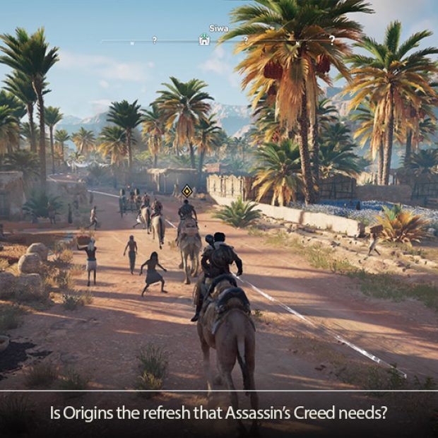 READ NOW: Assassin's Creed: Origins – We've Played It!