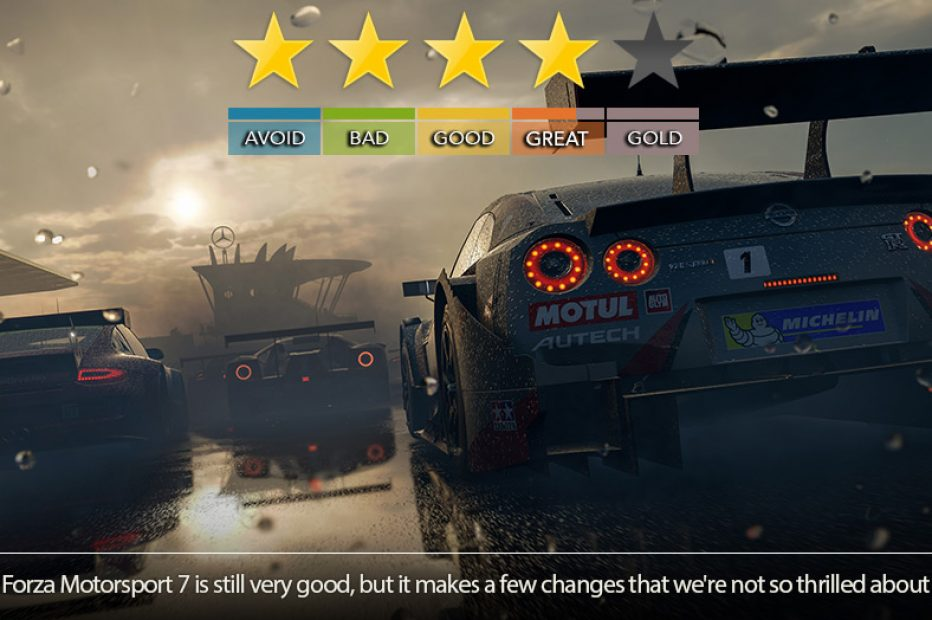 Forza Motorsport 7 Launch Day Review – A Great Racer… But A Good Forza? | Xbox One Review and Trailer