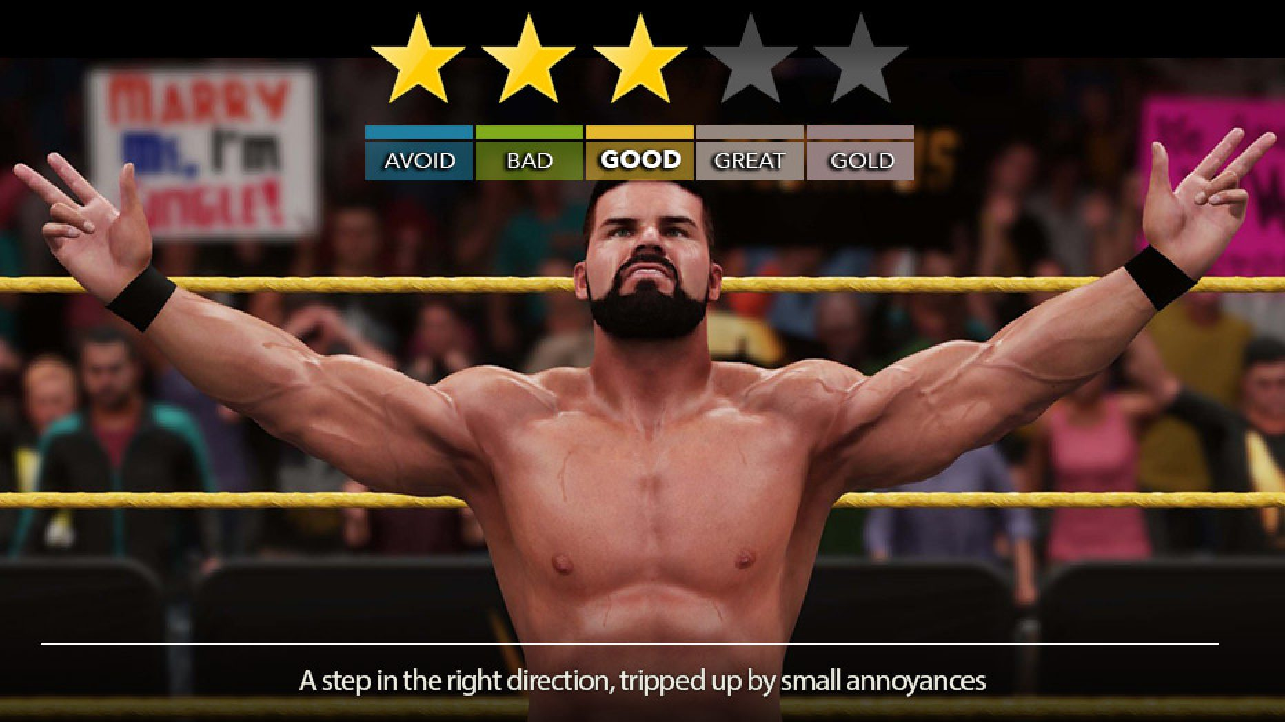 WWE 2K18 Review – Almost GLORIOUS!