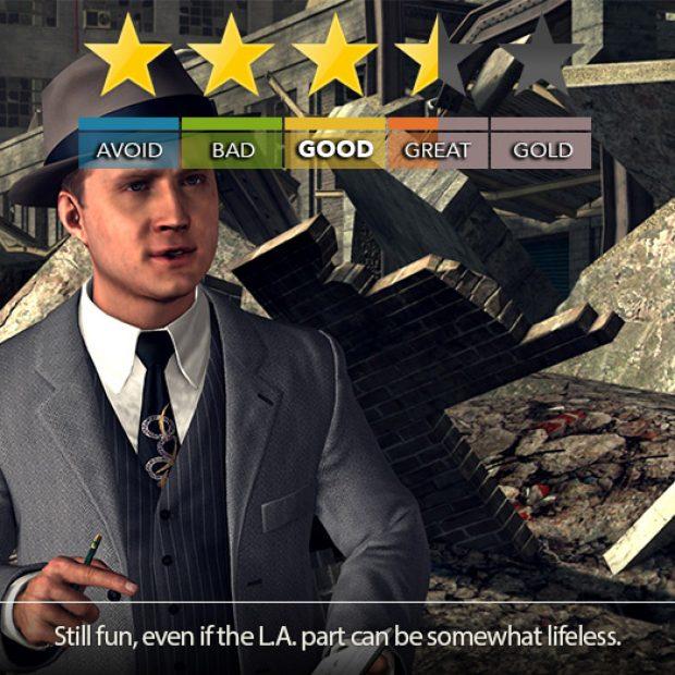 L.A. Noire Remastered Review – One Cop, Two Cop, Good Cop, Bad Cop