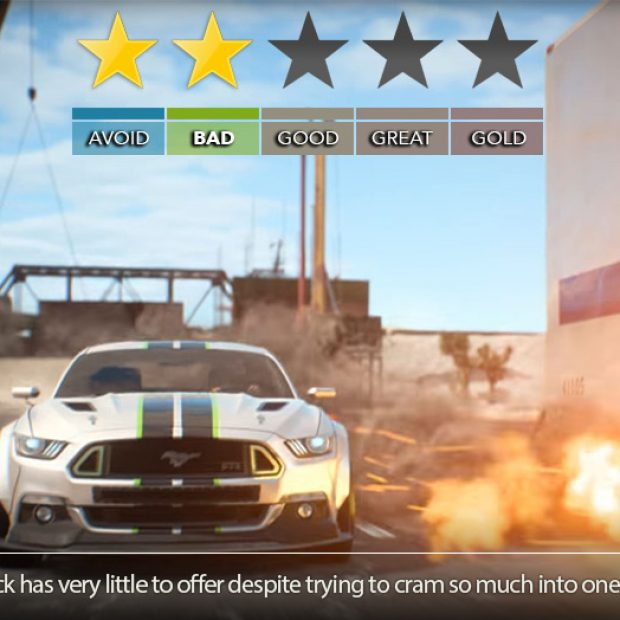 Need for Speed: Payback Review – Wants Notes, Needs Change