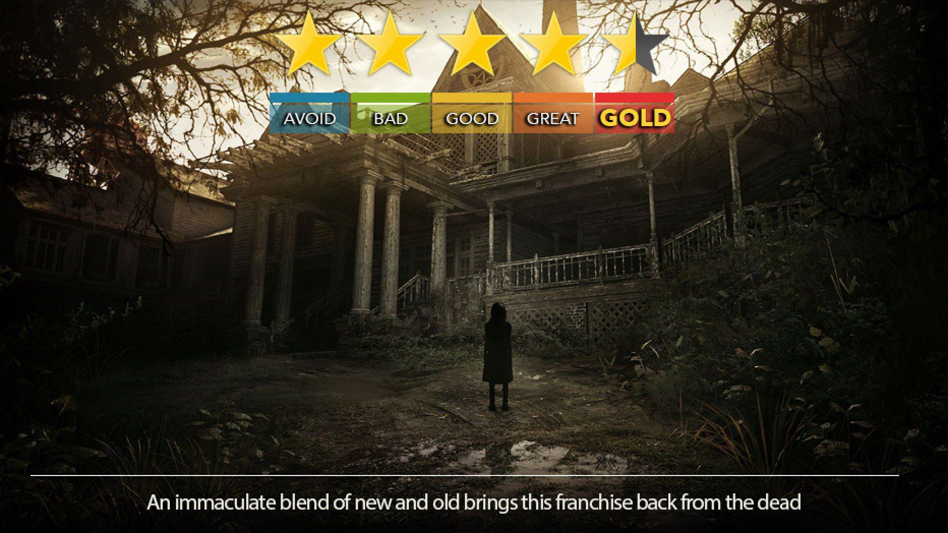 Resident Evil 7 Biohazard Gold Edition Review – Mamma Mia