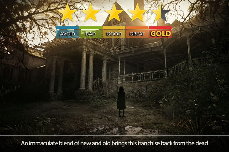 Resident Evil 7 Biohazard Gold Edition Review – Mamma Mia