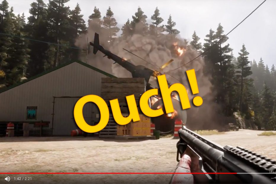 WATCH: Funny and Stupid Moments From Our Far Cry 5 Review Playthrough