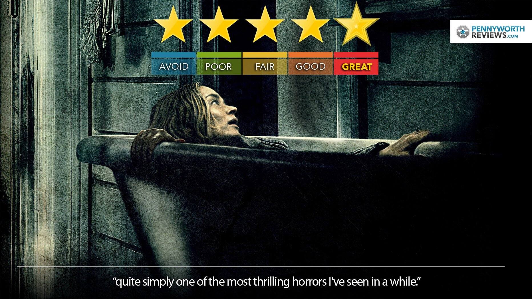 A QUIET PLACE Is The Most Unique Cinema Experience I've Had In Years   Movie Review
