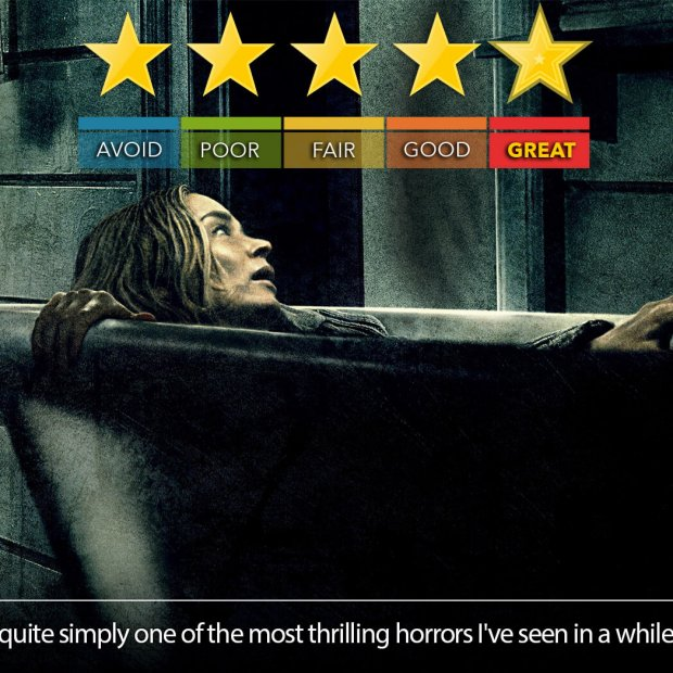 A QUIET PLACE Is The Most Unique Cinema Experience I've Had In Years | Movie Review