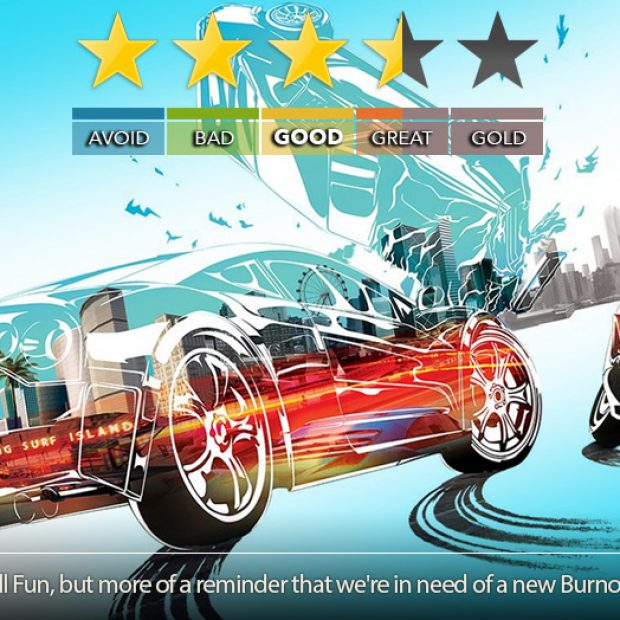 The BURNOUT PARADISE REMASTER looks better than the original? | Game Review