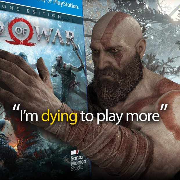 [UPDATED] God of War: One Of The Best Exclusives Of The Generation? – We've Played it.