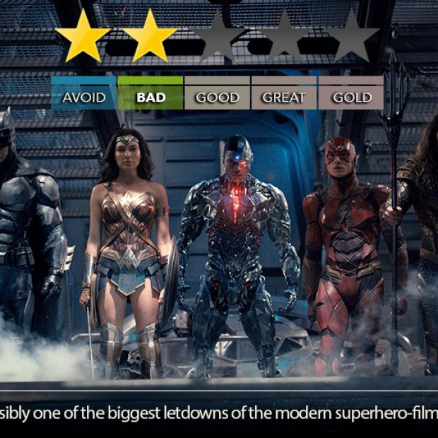 JUSTICE LEAGUE might be the worst superhero movie of the decade | DVD Review