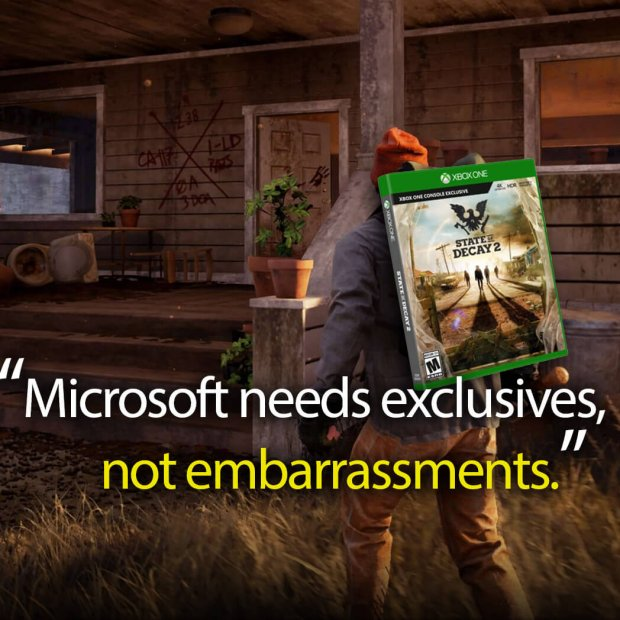 STATE OF DECAY 2's Title Sort Of Says It All – We've Played It