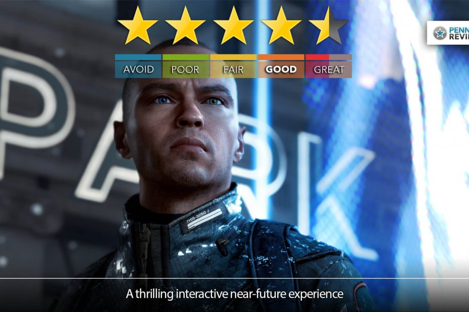 Could DETROIT: BECOME HUMAN Have Been A Westworld Game? | PS4 Game Review
