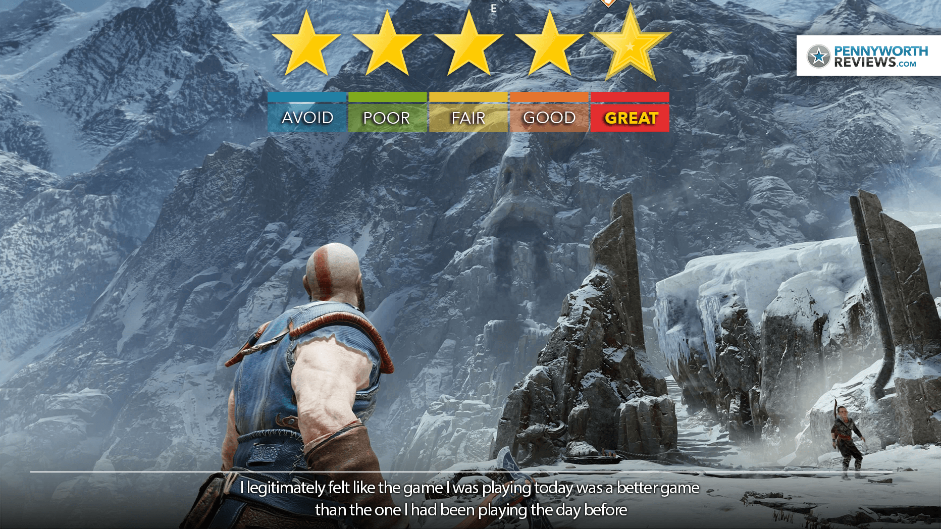 They Translated GOD OF WAR Into Norse Code | PS4 Review