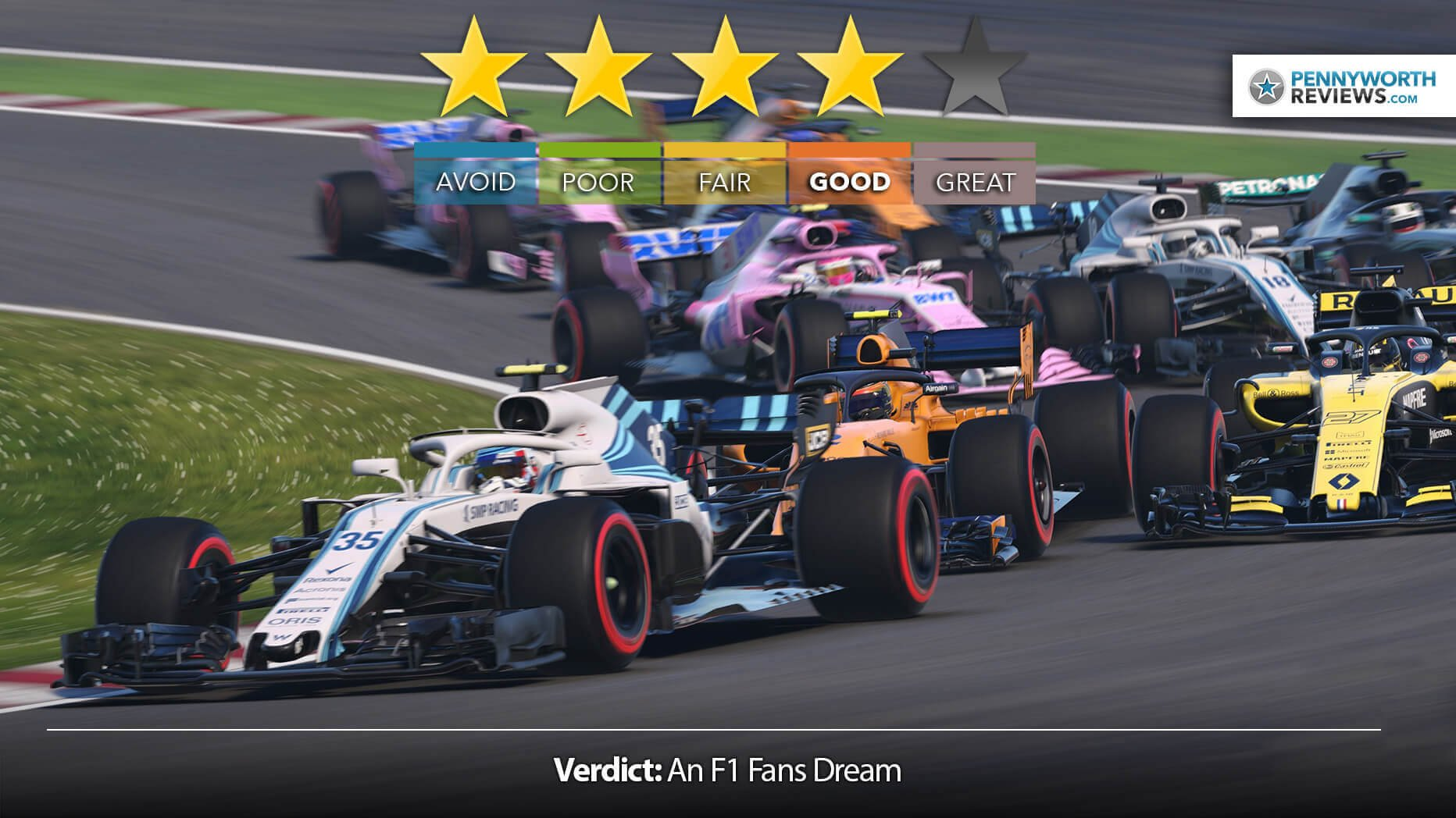 f1 2018 halo halo it is i leclerc xbox one review pennyworth reviews. Black Bedroom Furniture Sets. Home Design Ideas