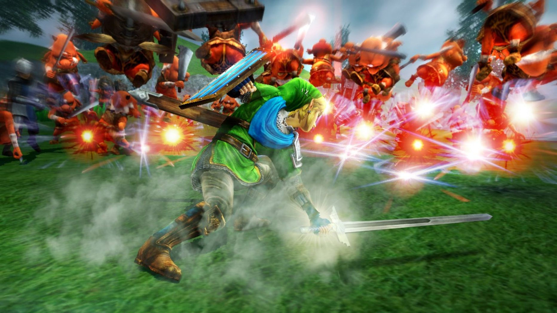 Hyrule Warriors [Wii U]