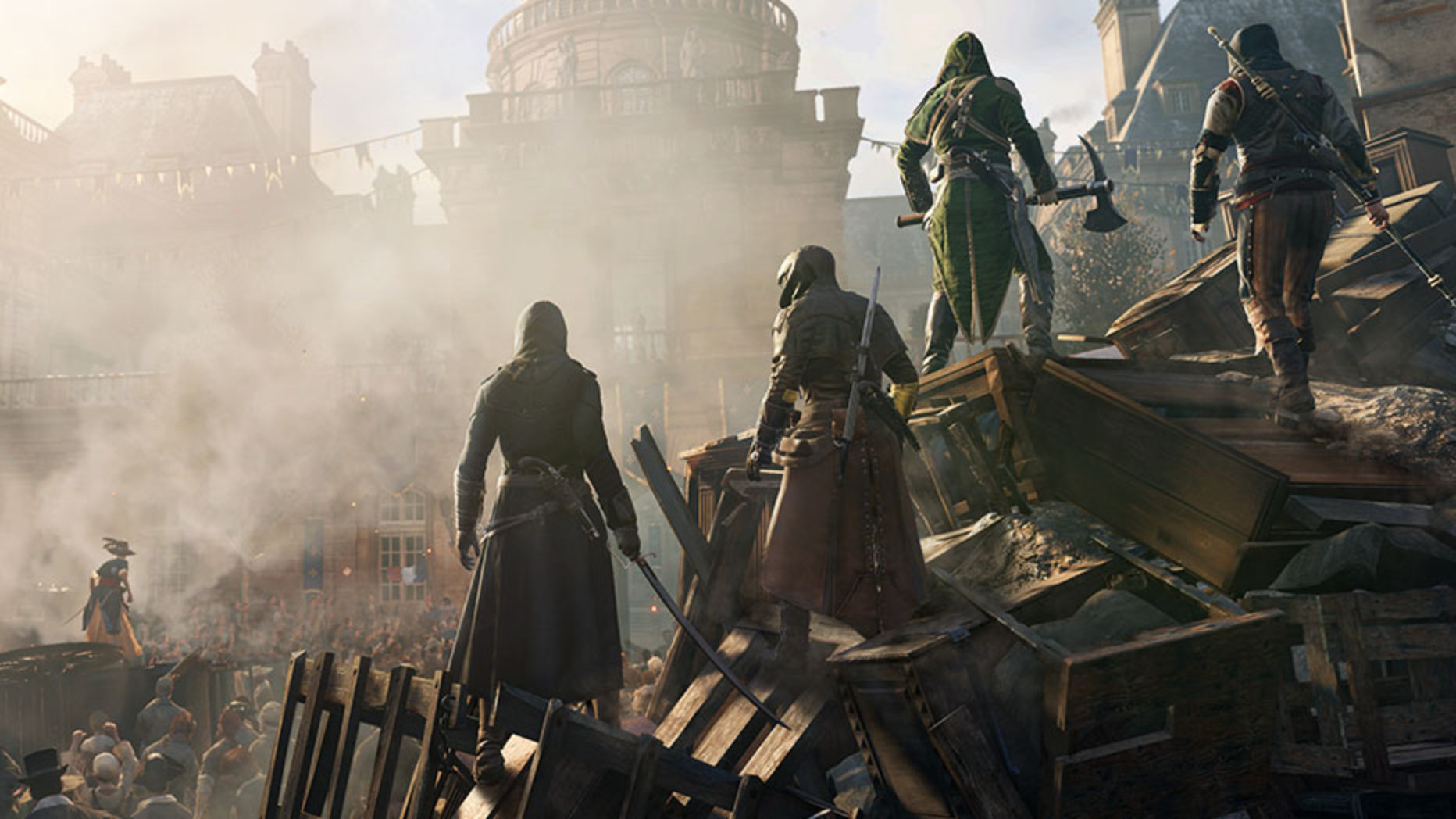 Capturing the Stench Of Paris – One Last Assassin's Creed Unity Interview