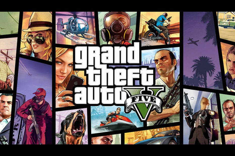Grand Theft Auto V [PS4/Xbox One]